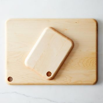Modern Maple Cutting Board