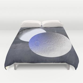 A Final Ingathering Duvet Cover by Anipani