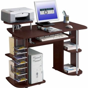 Techni Mobili Multifunction Computer Desk - Walmart.com
