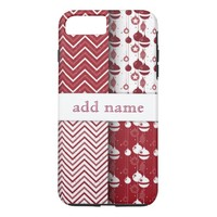 Winter Patterns iPhone 7 Plus Case