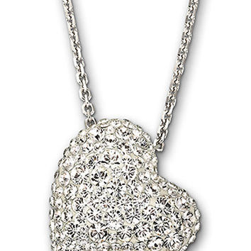 Swarovski Alana Crystal Heart Pendant Necklace