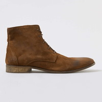 Tan Suede Lace Boots - View All Shoes - Shoes and Accessories