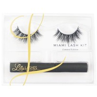Miami Lash and Glue Kit | Lilly Lashes