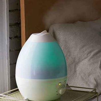 Bell & Howell Color-Changing Humidifier - Urban Outfitters