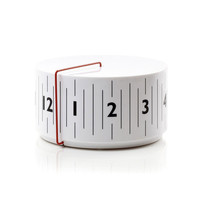 I liked this design on #Fab. Around Clock White