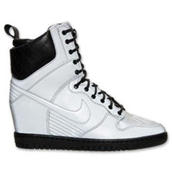 Women's Nike Dunk Super Sky High Premium Casual Shoes