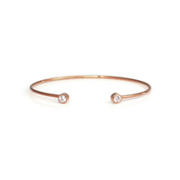 Double Bezel Bangle