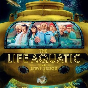 The Life Aquatic with Steve Zissou 27x40 Movie Poster (2004)