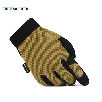 outdoor sports hiking camping riding climbing gloves men's glove tactical gloves wear non-slip