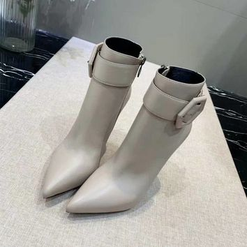 PP  Women Casual Shoes Boots  popularable casual leather