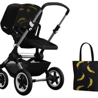 Bugaboo Buffalo Accessory Pack - Andy Warhol Black/Banana (Special Edition)