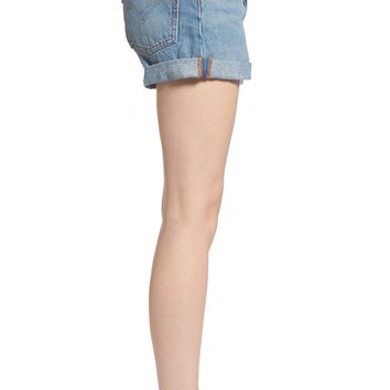 Levi's® 501® Long Denim Shorts (Highways & Biways) | Nordstrom