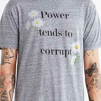 FUN Artists Power Tends to Corrupt Tee - Urban Outfitters