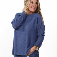 Ultra Soft Ribbed Sweater | S-XL