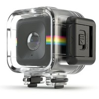 Polaroid Waterproof Shockproof Case for the Polaroid CUBE, CUBE+ HD Action Lifestyle Camera - Connects to All Mounts in CUBE Series
