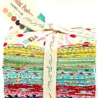 Pedal Pushers Fat Eighth bundle by Lauren and Jessi Jung for Moda Fabrics