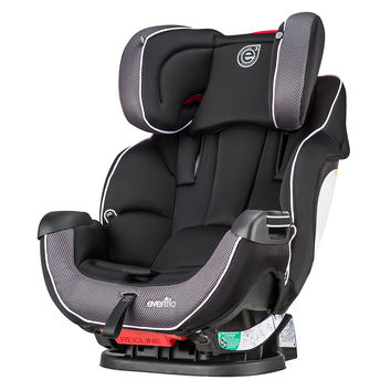 Evenflo ProComfort Symphony DLX All-in-One Car Seat