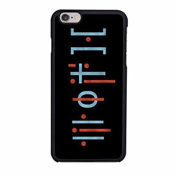 twenty one pilots tattoos iphone 6 6s 4 4s 5 5s 5c cases