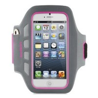 Belkin EaseFit Plus Armband for iPhone 5 / 5S / 5c (Pink)