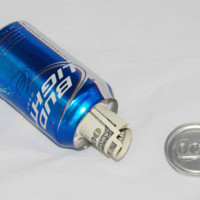 Bud Light Beer Can Safe