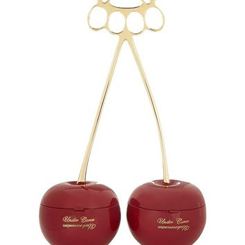 UNDERCOVER - Cherry knuckleduster clutch | Selfridges.com