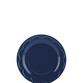 Kate Spade Sculpted Scallop Accent Plate