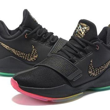 ONETOW Nike Zoom PG 1 'Rainbow' Basketball Shoe
