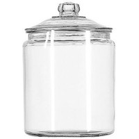 Anchor Hocking 2-Gallon Heritage Hill Jar with Glass Lid