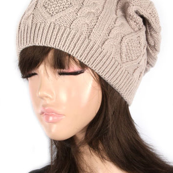 Slouchy Beanie (more colors)