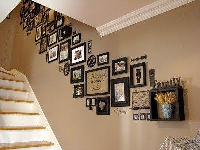 For the Home / Steps and gallery