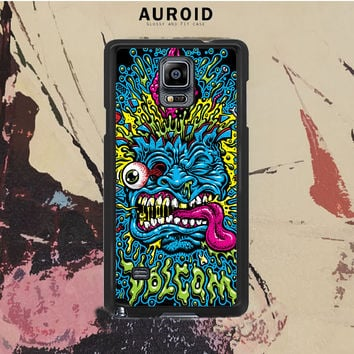 Volcom Face Jimbo Phillips Samsung Galaxy Note 4 Case Auroid