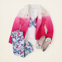 baby girl - outfits- Butterfly Faves | Children's Clothing | Kids Clothes | TheChildren's Place