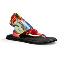 SANUK YOGA SLING 2 PRINTS - Women's Sandals