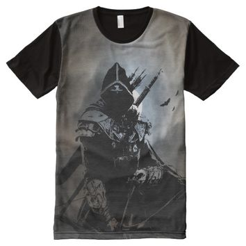 ASSASSIN NINJA All-Over-Print SHIRT
