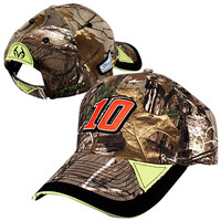The Game Danica Patrick Diamond Adjustable Hat - Camo