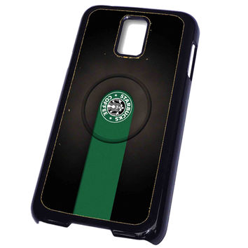 starbucks wallpaper FOR SAMSUNG GALAXY S5 CASE**AP*