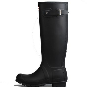 Hunter Original Tall Rain Boot Black - Beauty Ticks
