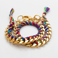 Holbrooke by s.berry: Double Wrap Bracelet Carnival, at 19% off!