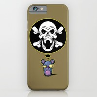 Silently Homicidal iPhone & iPod Case by Artistic Dyslexia | Society6