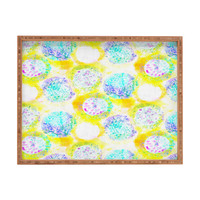 CayenaBlanca India Dreams Rectangular Tray
