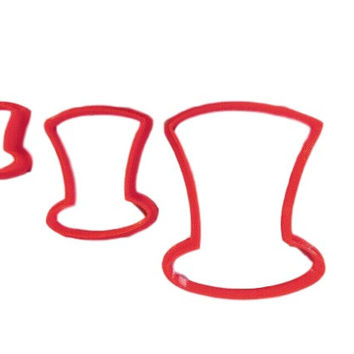 Magic Hat Cookie Cutter