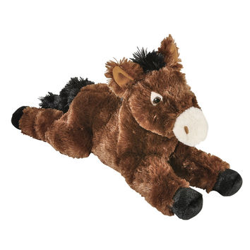 Horse Foal Plush Toy