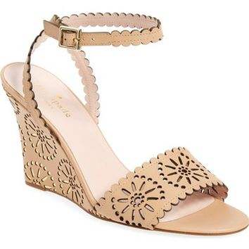 kate spade new york 'iago' wedge sandal (Women) | Nordstrom