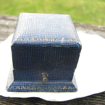 Antique Ring Presentation Box, For Engagement Ring or Display, Victorian era