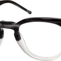 6364 Acetate Full-Rim Frame with Spring Hinges