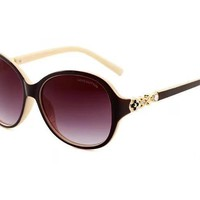 LV Fashion Popular Sun Shades Eyeglasses Glasses Sunglasses-1