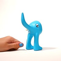 Dog Butt Floss- Blue's Blue Dental Floss Dispenser We SHIP NEXT DAY