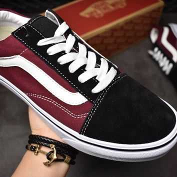 Vans Old School Fashionable casual shoes