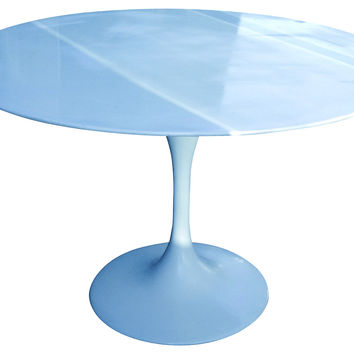 Tulip-Style Dining Table, Attr. to Knoll