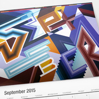 MWM Graphics | 2015 Wall Calendar